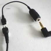 Surveillance kit adapter cable